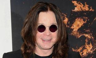 Le rockeur de Black Sabbath, Ozzy Osbourne