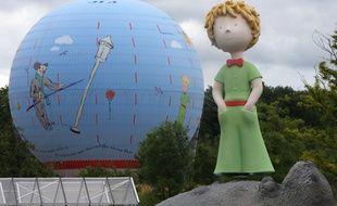 Le Petit Prince va être entourée de six Miss alsaciennes, dimanche. Le Parc du Petit Prince à Ungersheim (Alsace) accueille les reines de beauté qui viennent présenter l'élection de Miss Alsace 2016, le 4 septembre à Pulversheim. (Illustration)