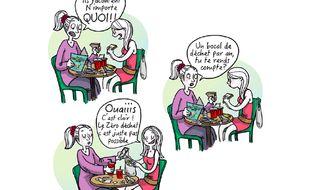 Illustration postée sur le blog Famille zéro déchets, le 9 avril 2016.