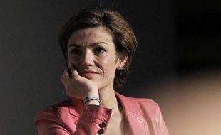 Chantal Jouanno, secrétaire d'Etat à l'Ecologie, le 17 mars 2010 à Paris.