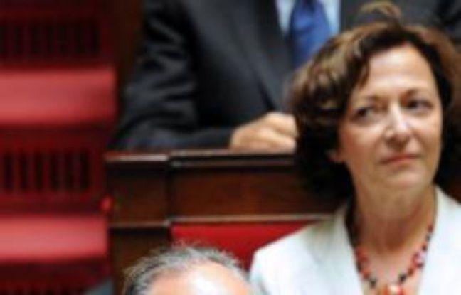 Frédéric Mitterrand le 21 juillet à l'Assemblée nationale