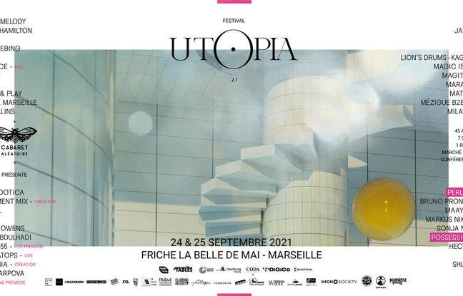 La programmation d'Utopia.