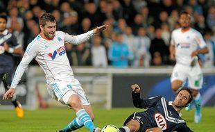 André-Pierre Gignac a encore été décisif vendredi signant son 11e but.