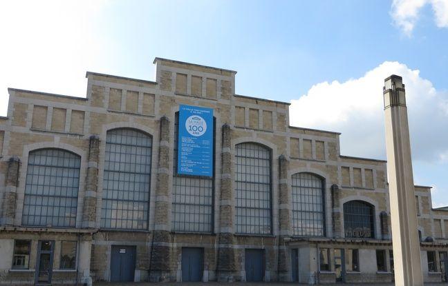 Lyon, le 5 avril 2018. Structure de la Halle Tony-Garnier. Des questions essentielles sont abordées pour que la salle de spectacle continue à rayonner.