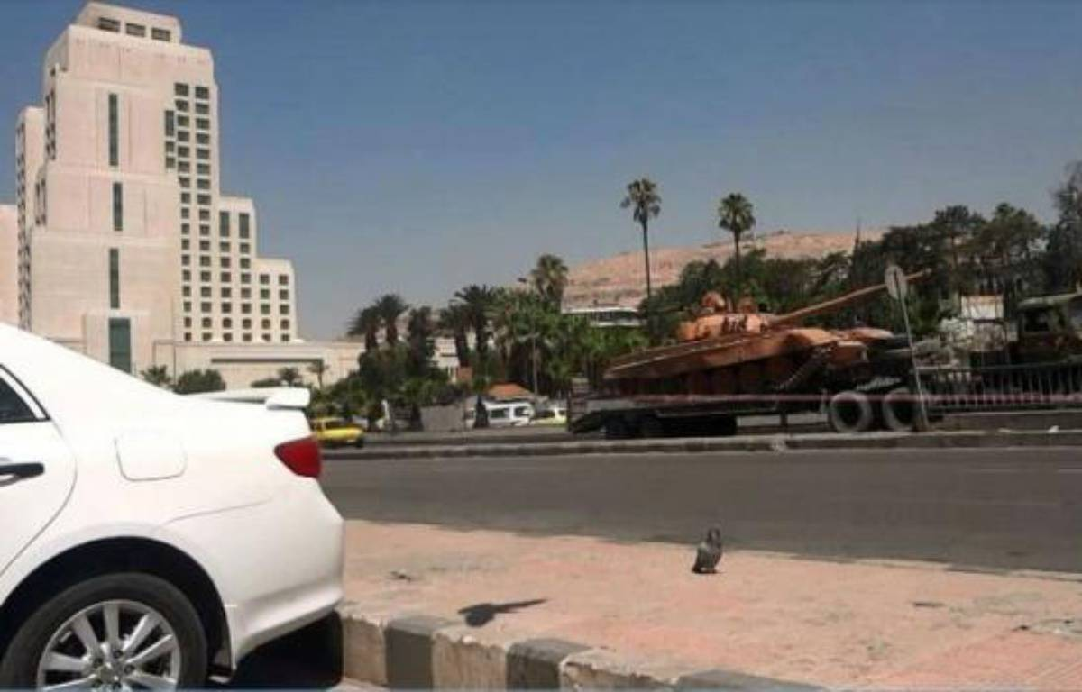 Les rebelles syriens ont pris le contrôle jeudi de la frontière avec l'Irak et se sont emparés d'un poste-frontière avec la Turquie, infligeant un nouveau camouflet au régime de Bachar al-Assad, au cinquième jour de combats d'une violence inédite dans la capitale Damas. –  afp.com