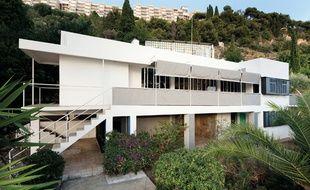 La Villa E-1027 d'Eileen Gray, à Roquebrune-Cap-Martin