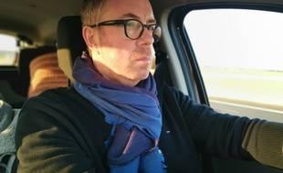 Les lunettes connectées Prudensee pour lutter contre l'endormissement au volant.