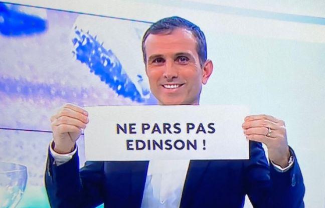 VIDEO. PSG : « Ne pars pas Edinson! » Pauleta envoie un message à Cavani