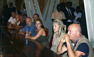 Douze touristes ont été libérés par l'armée camerounaise dans une zone anglophone, lundi 2 avril.