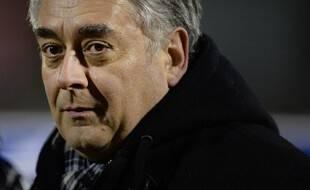 Le maire de Cholet, Gilles Bourdouleix. (archives)