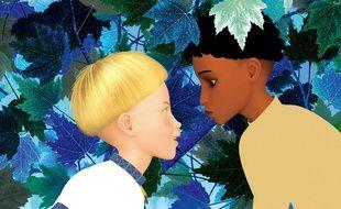 """Le film """"Azur et Asmar"""" est sorti dans les salles en 2006."""