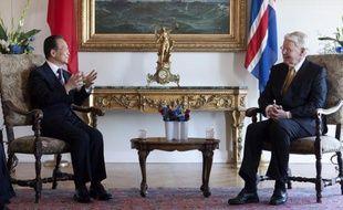 La Chine et l'Islande ont signé vendredi à Reykjavik six accords de coopération dont un accord cadre sur l'Arctique, à l'occasion de la visite du Premier ministre chinois Wen Jiabao.