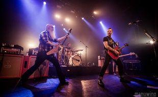 Concert des Eagles Of Death Metal au Bataclan, le 13 novembre 2015