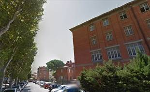Le lycée Arago de Perpignan.
