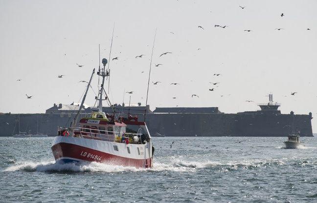Bretagne: L'héroïne en cause après la mort d'un pêcheur sur un chalutier