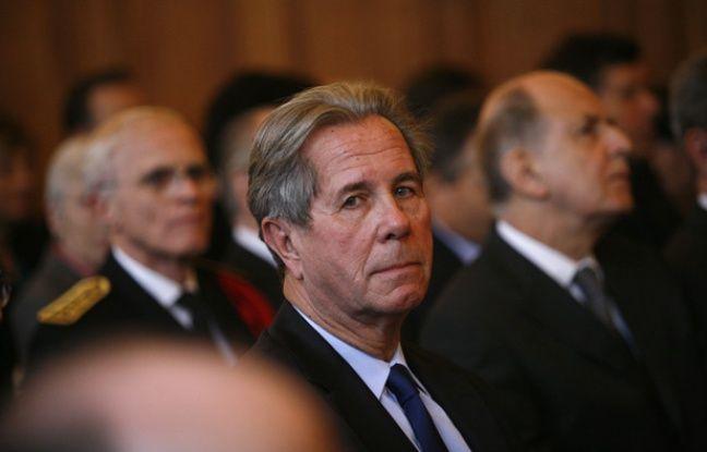 L'ex-président du Conseil constitutionnel Jean-Louis Debré le 9 janvier 2014.