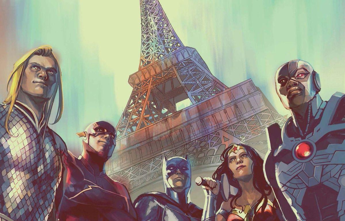 Concours de desin Comic Con – Comic Con Paris