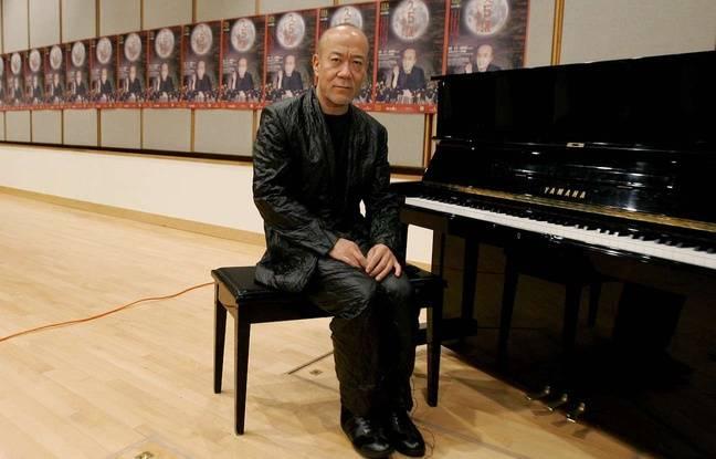 Le compositeur japonais Joe Hisaishi en concert à Hong Kong en 2006