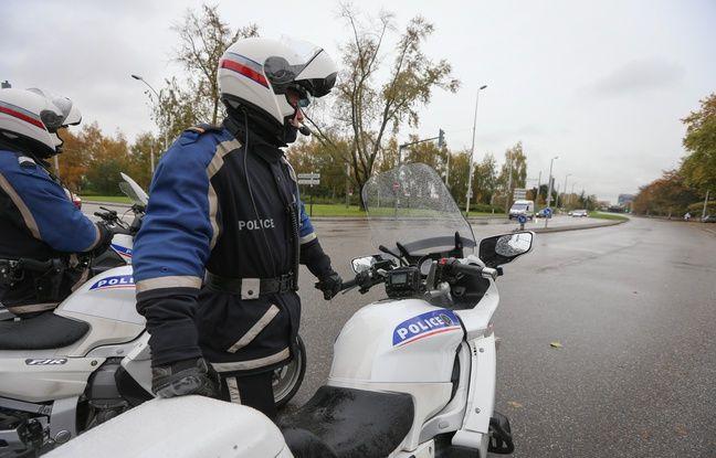 Strasbourg : « On a vraiment évité le pire », un adolescent fonce en voiture sur un policier
