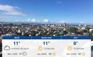 Météo Le Havre: Prévisions du mardi 18 mai 2021