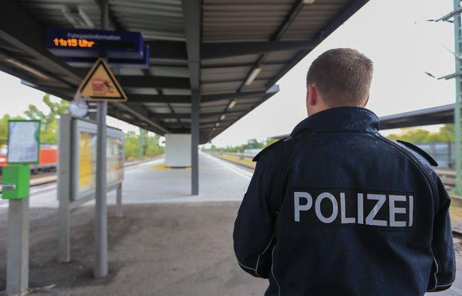 648x415 illustration police allemande frontieres strasbourg le 16 septembre 2015a la frontiere franco