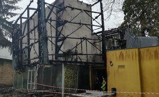 Le centre socioculturel de la Jaunais-Blordière à Rezé a été incendié