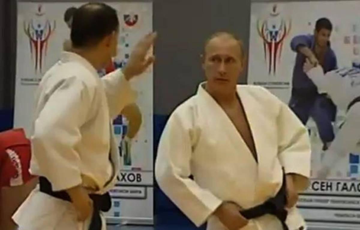 Capture d'écran du zapping «Poutine, ce cabot». – 20 MINUTES