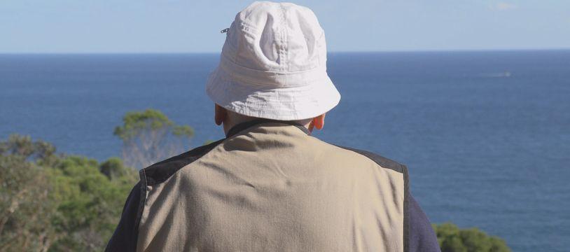 Image extraite du documentaire de TMC Un an chez les vieux, diffusé en juin 2020.
