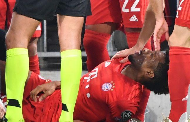 Bayern Munich: Soulagement pour Kingsley Coman, seulement absent pour trois matchs au final