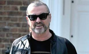 Le chanteur britannique George Michael