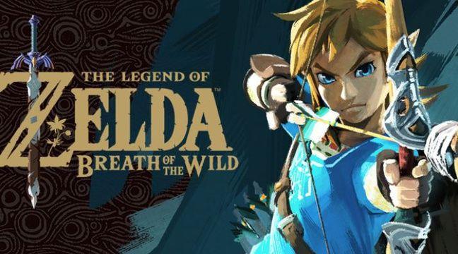 «The Legend of Zelda: Breath of the Wild» – Nintendo