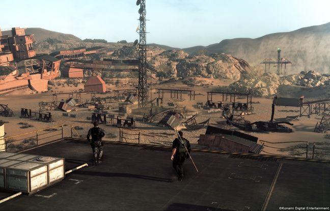 Survie, combat contre des zombies et construction de camp fortifié sont au menu de ce Metal Gear Survive.