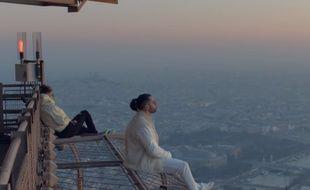 Image extraite du clip «Au DD» de PNL.