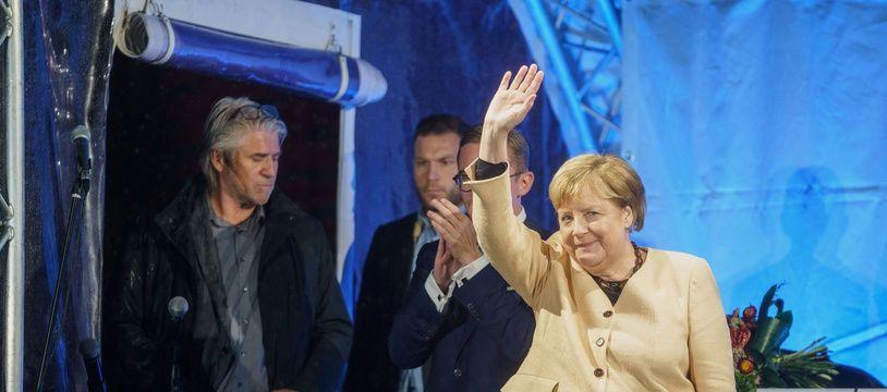 Angela Merkel sur le point de dire « Auf Wiedersehen » à l'Allemagne
