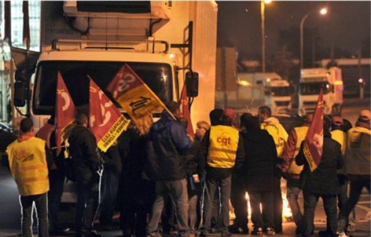 Le coût d'une grève ne peut s'estimer qu'à la fin du mouvement, selon un économiste. –  P. HUGUEN / AFP