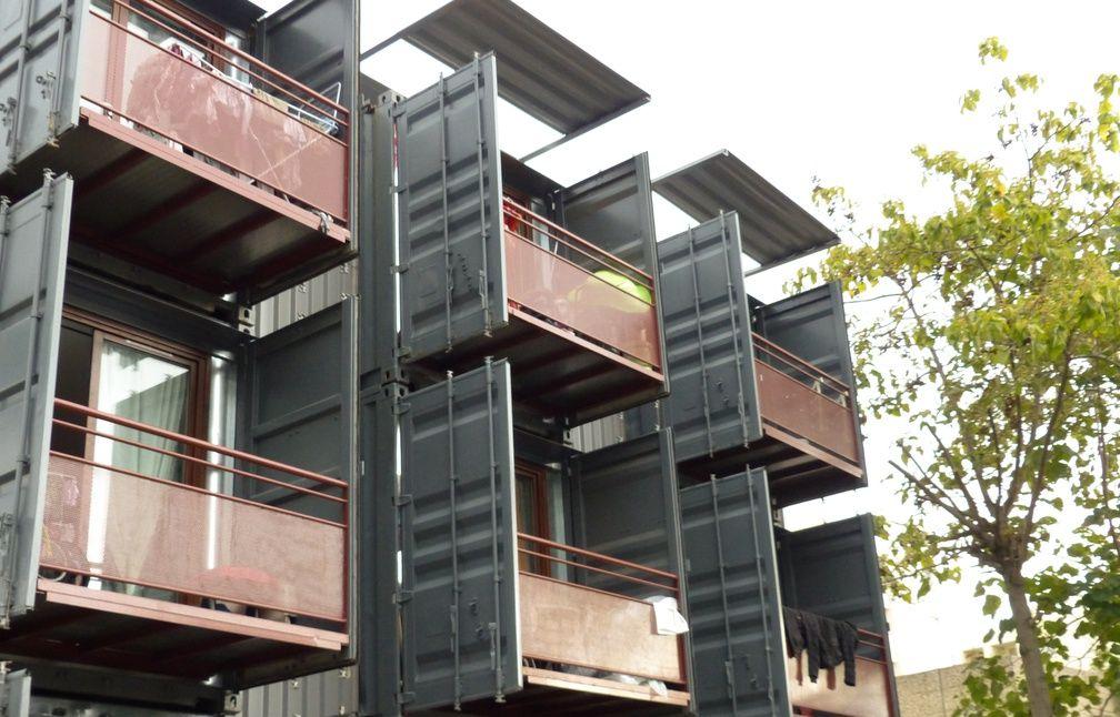 construire sa maison container 1000 id es sur le th me. Black Bedroom Furniture Sets. Home Design Ideas