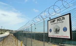 Le Camp Delta du camp américain de Guantanamo à Cuba, le 7 aout 2013