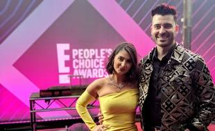 La Youtubeuse Lufy a reçu le prix de «l'influenceuse pop culture française» aux People's Choice Award, le 11 novembre 2018 à Los Angeles.