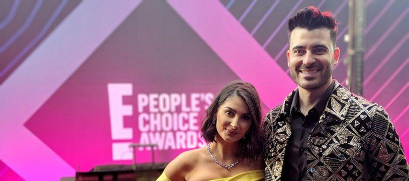 La Youtubeuse Lufy a reçu le prix de «l'influenceuse pop culture française» aux People's Choice Award, le 11 novembre 2018 à Los Angeles.