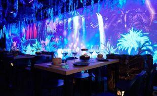 Ephemera lancera mercredi 9 juin à Lyon un restaurant éphémère sur le thème du film Avatar.