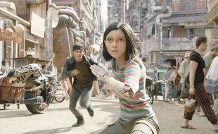 Rosa Salazar dans Alita: Battle Angel de Robert Rodriguez