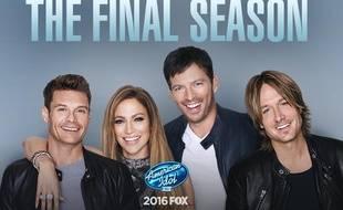 «American Idol» va s'arrêter en 2016 après sa 15e saison.