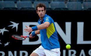 Le tennisman Andy Murray