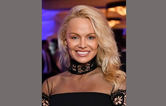 Pamela Anderson, c'est bien toi?
