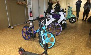 """Plusieurs opérateurs de trottinettes et vélos en """"free floating"""" vont arriver à Bordeaux"""