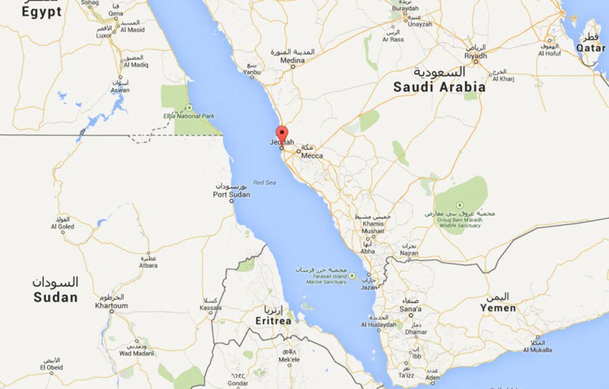 Googlemap de Jeddah – googlemap