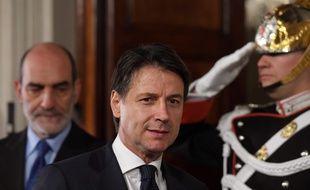 Giuseppe Conte est le nouveau Premier ministre italien.