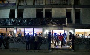 L'attaque a eu lieu à 200m du café-restaurant Cappuccino à Ouagadougou, cible d'une attaque djihadiste en janvier 2016, qui a rouvert le 10 juin 2017 (photo).