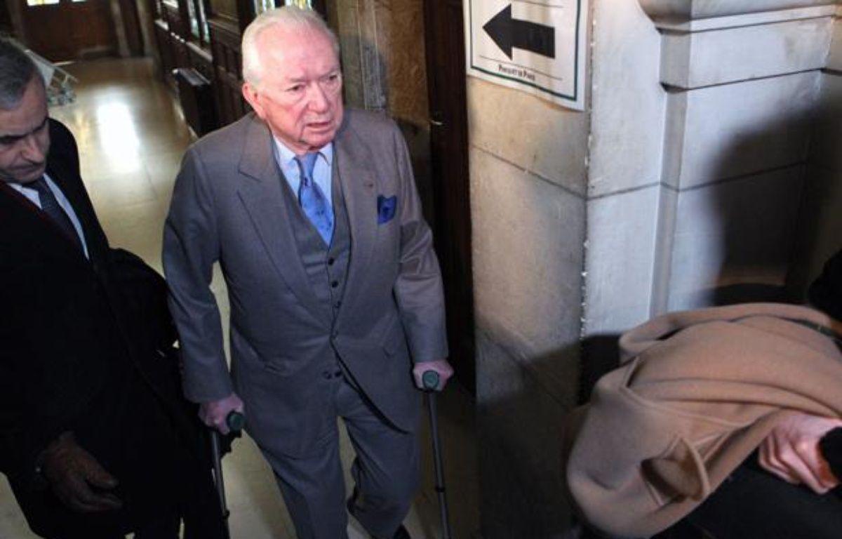 Jean-Paul Guerlain, le 9 février 2012, à Paris. – CHESNOT / SIPA