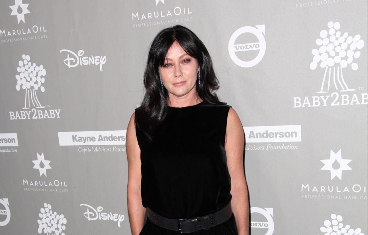 L'actrice Shannen Doherty à Los Angeles en 2015 – WENN